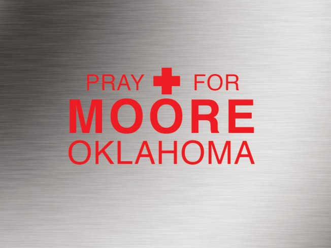 Pray for Moore, Oklahoma