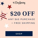 DaySpring Memorial Sale